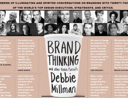 Brand Thinking – and other Noble Pursuits